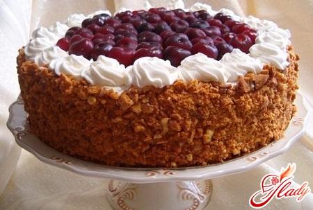 cake sour cream