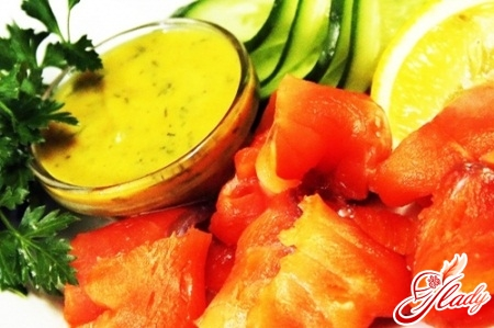 sauce for vegetable salad