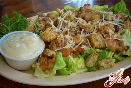 соус для салату цезар