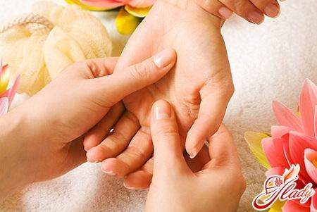 useful spa manicure