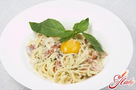 recipe for cooking spaghetti carbonara
