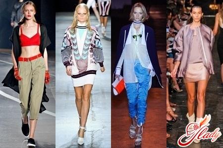 мода спортивний стиль 2012
