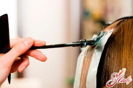 lamination of hair at home