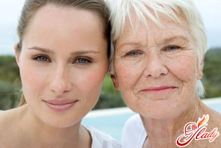 psychological changes in old age