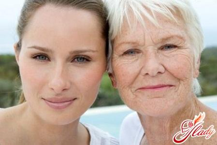 психологічні зміни старості