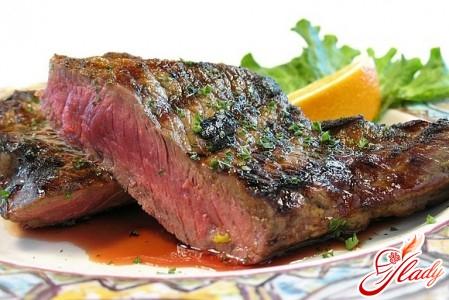 steak from beef recipe