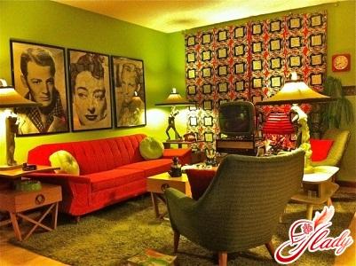 interior style kitsch