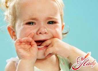 стоматит у дітей симптоми