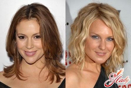 haircuts for wavy hair of medium length