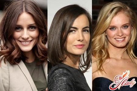 hairstyles for wavy hair of medium length