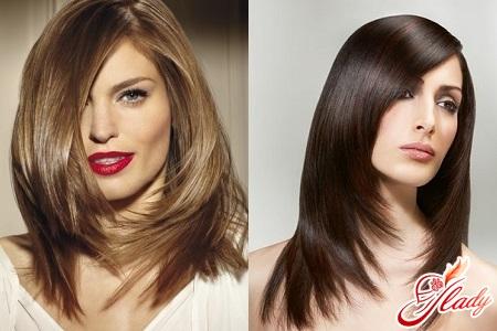 women's haircut ladder for long hair