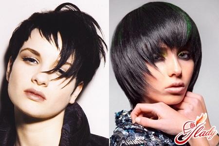unusual haircuts for short hair