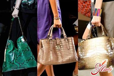 жіночі сумки весна літо 2012