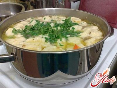 recipe for dumplings