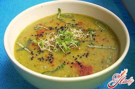 як варити гороховий суп з м'ясом
