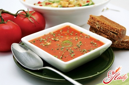 tasty pea soup without meat