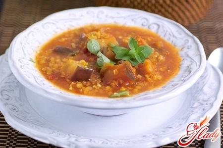 delicious eggplant soup