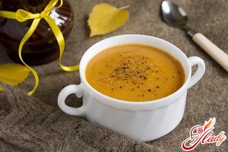lentil soup puree