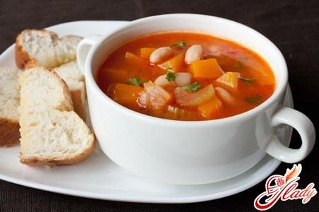 cream puree soup