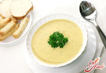 potato soup puree