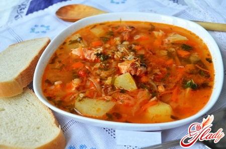 different recipes of soup kharcho