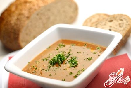 delicious soup recipes in a multivariate