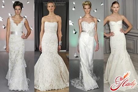 wedding dress in greek style