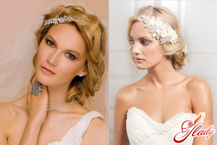 wedding hairstyles for an average length