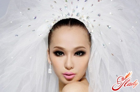 make-up for the wedding