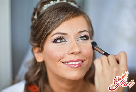wedding makeup yourself