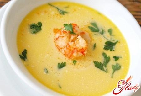 Cheese cream soup recipe