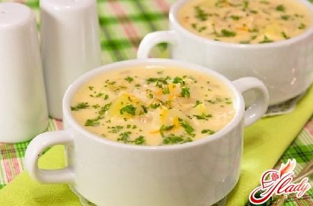 cheese soup mashed potatoes recipe
