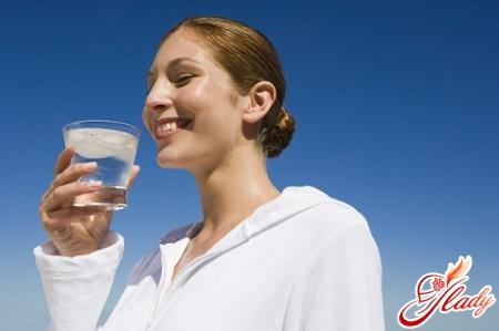 тала вода користь