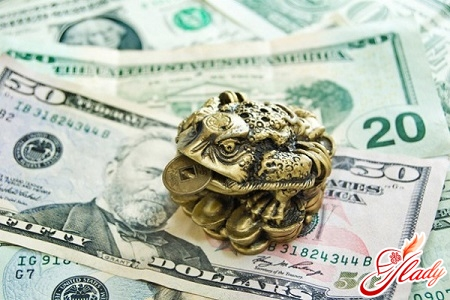 toad feng shui to attract monetary prosperity