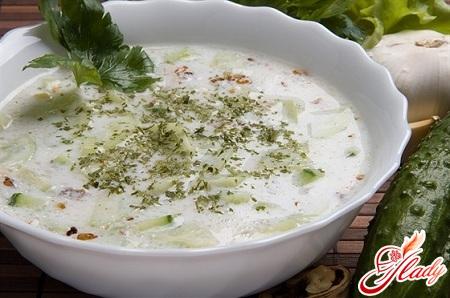 soup Bulgarian