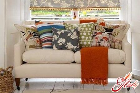 textiles in the interior