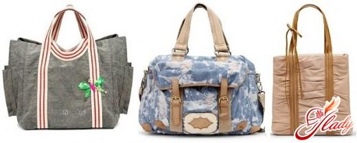 сумки текстильні жіночі