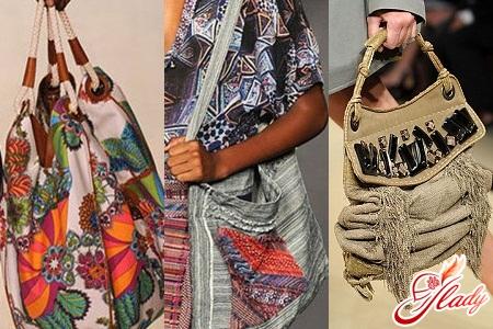 сумки текстильні