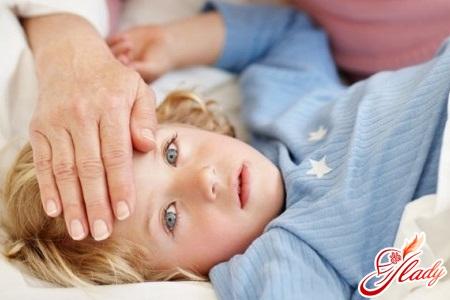 як збити температуру у дитини