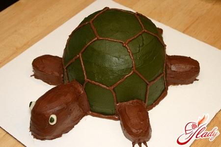recipe tortoise cake