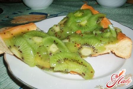 tortoise tortie with kiwi recipe