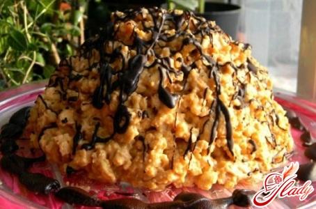 рецепт торт мурашник