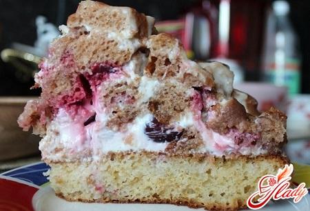 торт Панчо рецепт в мультиварці