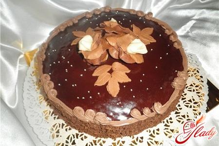 cake prague at home