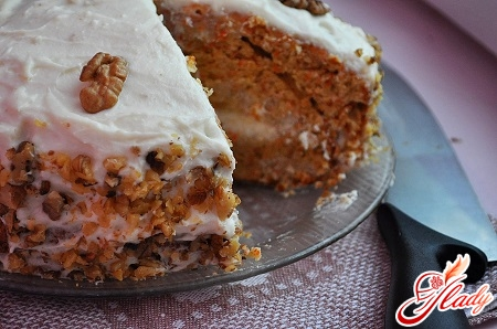 cake recipe with walnuts