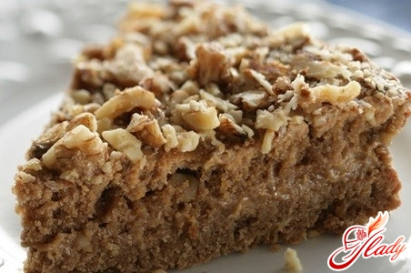 cake with nuts recipe