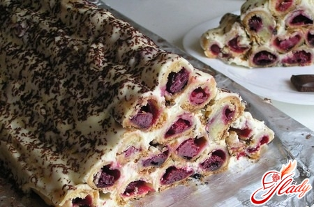 Cherry Hill Cake