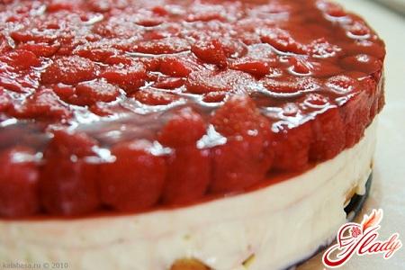 delicious jelly cake