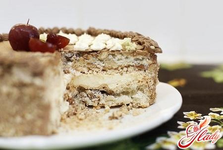 приготування торта в домашніх умовах