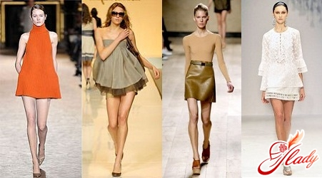 skirt trapezoid with what to wear